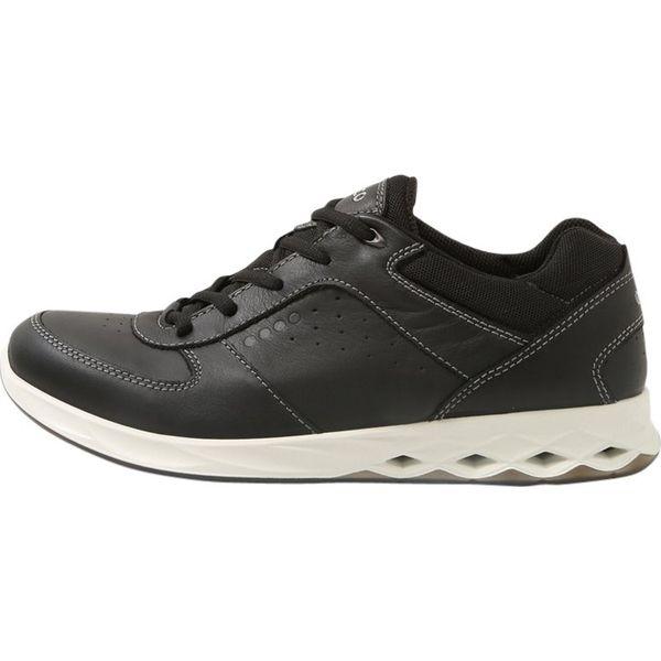 fa491f08a155 ecco WAYFLY Obuwie do biegania Turystyka black - Czarne buty do biegania  męskie marki ecco