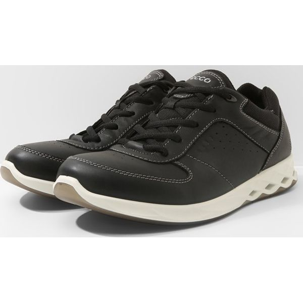 94526562e9ba ecco WAYFLY Obuwie do biegania Turystyka black - Czarne buty do ...