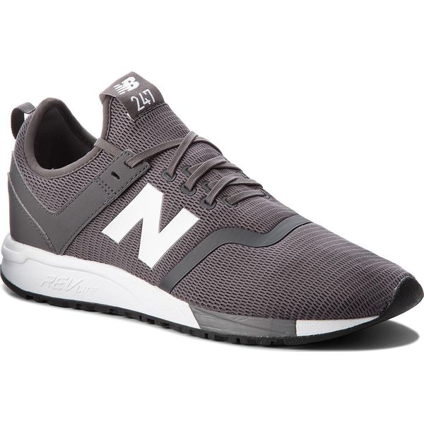 9948ef1447832 Sneakersy NEW BALANCE - MRL247D1 Szary - Buty sportowe na co dzień męskie  marki New Balance. W wyprzedaży za 269.00 zł. - Buty sportowe na co dzień  męskie ...