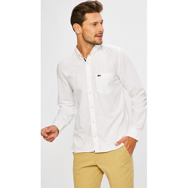 0e179d802 Lacoste - Koszula - Koszule męskie Lacoste. W wyprzedaży za 329.90 ...