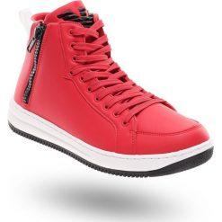 7f910652930942 Czerwone buty sportowe na co dzień męskie - Kolekcja lato 2019 ...
