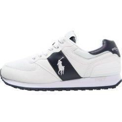 3ae8b1174 Wyprzedaż - białe obuwie męskie Polo Ralph Lauren - Kolekcja lato 2019.  -30%. Polo Ralph Lauren SLATON Sneakersy niskie white/newport navy.