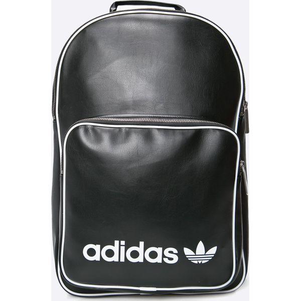 dd94fce1a adidas Originals - Plecak - Czarne plecaki męskie marki Adidas ...