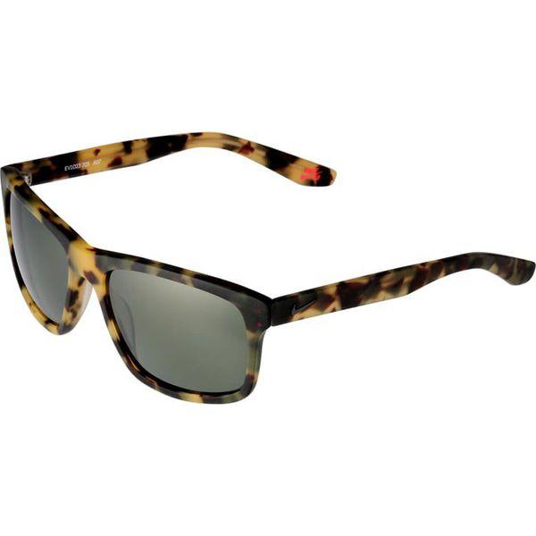 Nike Vision Flow Okulary Przeciwsłoneczne Brown Brązowe Okulary