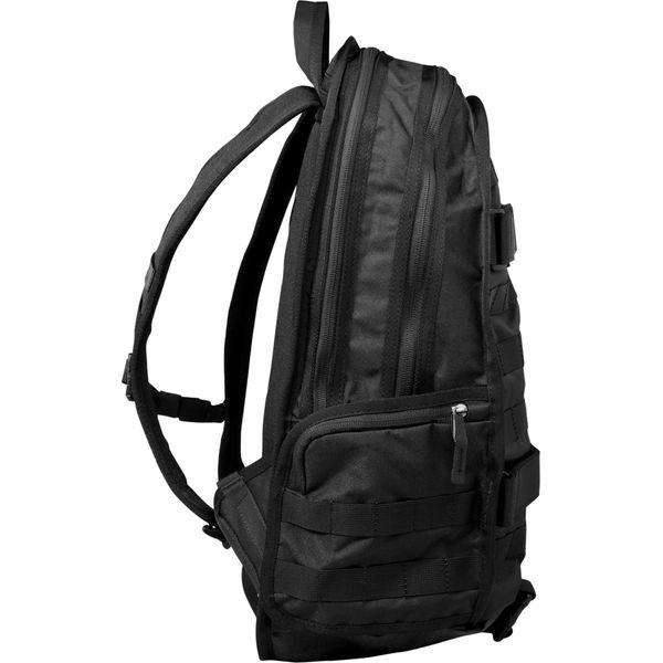 25a2e2f3a713d Nike SB SOLID Plecak black - Czarne plecaki męskie marki Nike SB. Za ...