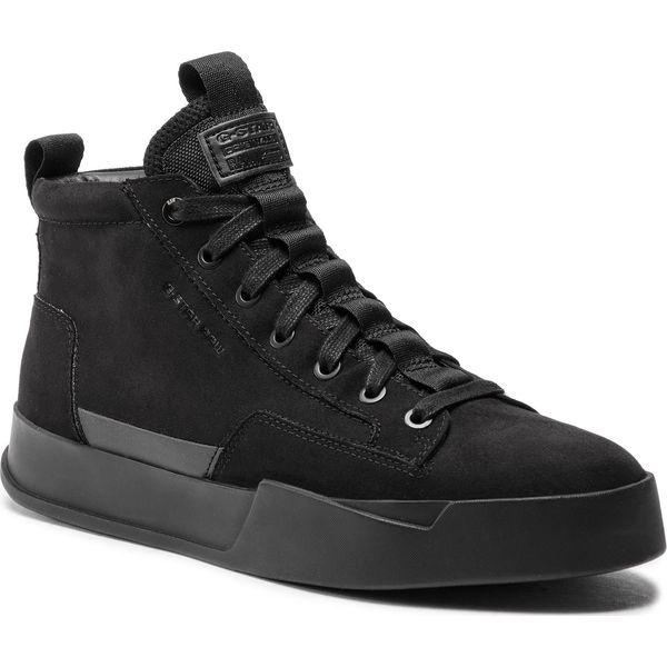 c169a6c3 Sneakersy G-STAR RAW - Rackam Core Mid D11785-A598-990 Black - Buty  sportowe na co dzień męskie G-Star Raw. W wyprzedaży za 359.00 zł.