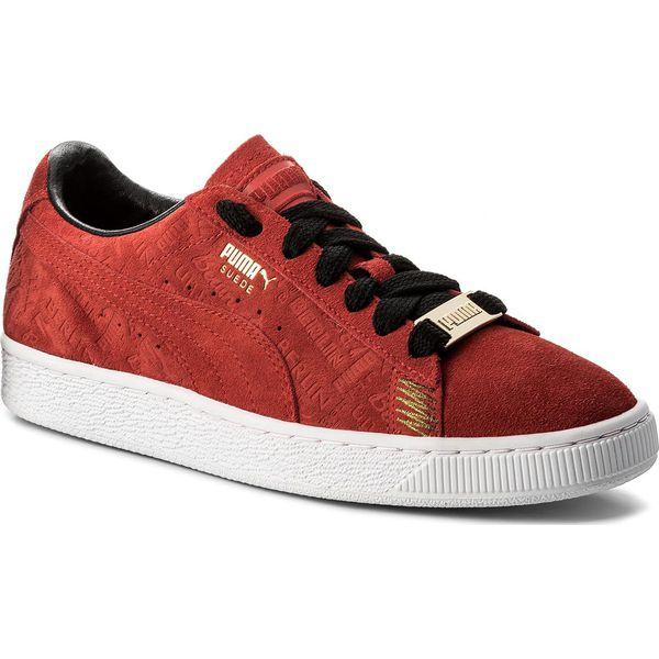 c60dedeaa591 Sneakersy PUMA - Suede Classic BERLIN 366297 01 Flame Scarlet Flame ...