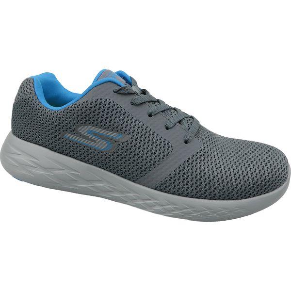 Skechers Go Run 600 55061 CCBL szare 41
