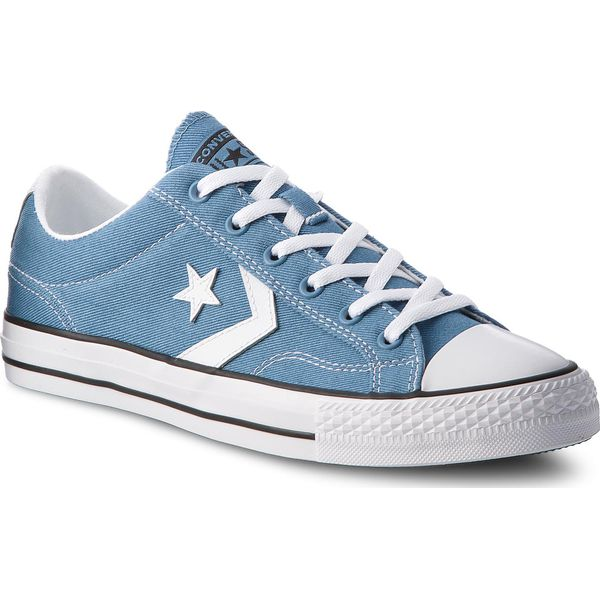 22665d35f054 Trampki CONVERSE - Star Player Ox 160556C Aegean Storm White Black ...