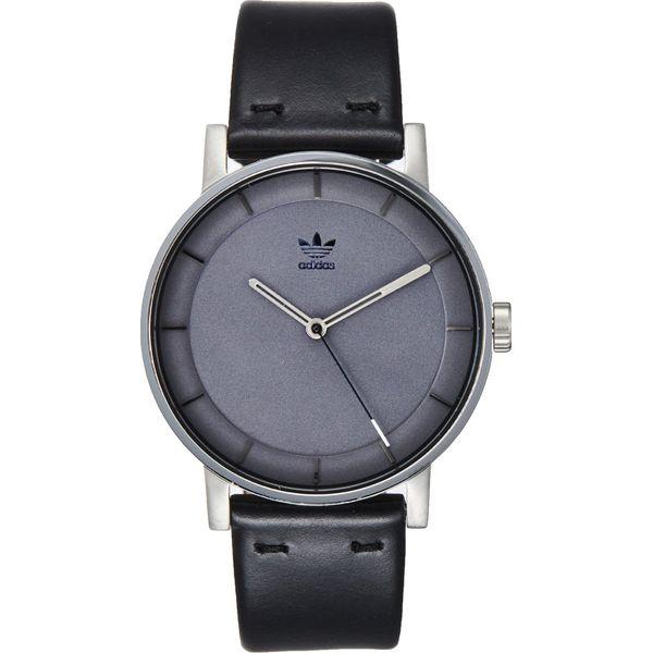 d49a062858e36 Adidas Timing DISTRICT L1 Zegarek silver charcoal black - Niebieskie ...