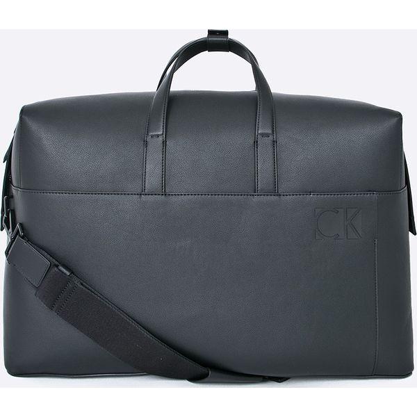 6d1525e341202 Calvin Klein Jeans - Torba - Szare torby męskie na ramię marki ...