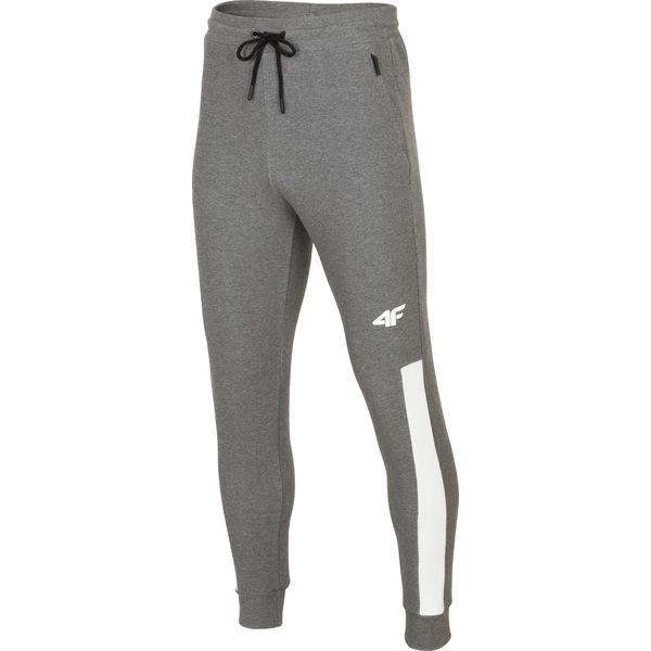8a6e035b4 Spodnie dresowe męskie Polska Pyeongchang 2018 SPMD901P - szary melanż - Spodnie  dresowe męskie 4f. W wyprzedaży za 179.99 zł.