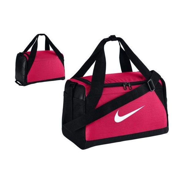 8c2ecbb2b8064 Nike Torba sportowa Brasilia XS Duff różowa (BA5432 644) - Czerwone ...