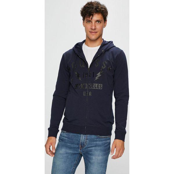 cd59d8b5612bb Guess Jeans - Bluza - Bluzy rozpinane męskie marki Guess Jeans. W  wyprzedaży za 319.90 zł. - Bluzy rozpinane męskie - Bluzy sportowe męskie -  Odzież ...