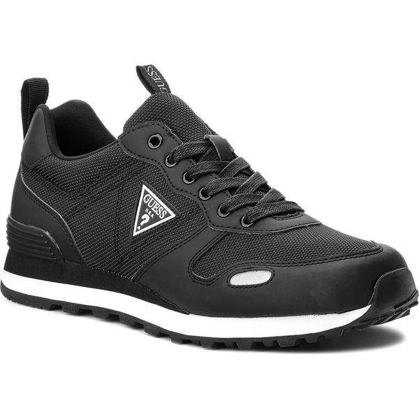 f9d4b0c0e Sneakersy GUESS - FMCHA4 FAB12 BLACK - Buty sportowe na co dzień ...