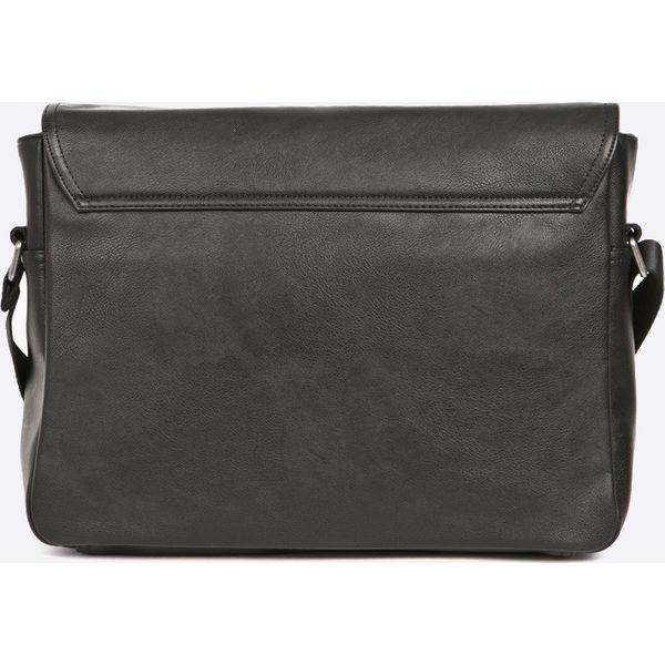 8e5870e97c2f7 Levi's - Torba - Brązowe torby męskie na ramię marki Levi's, w paski ...