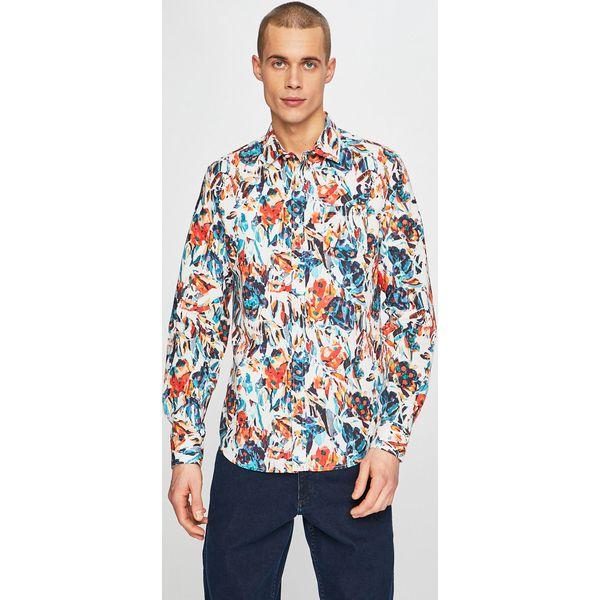8a2d9697f26f97 Desigual - Koszula - Koszule męskie Desigual, l, bez wzorów, z ...