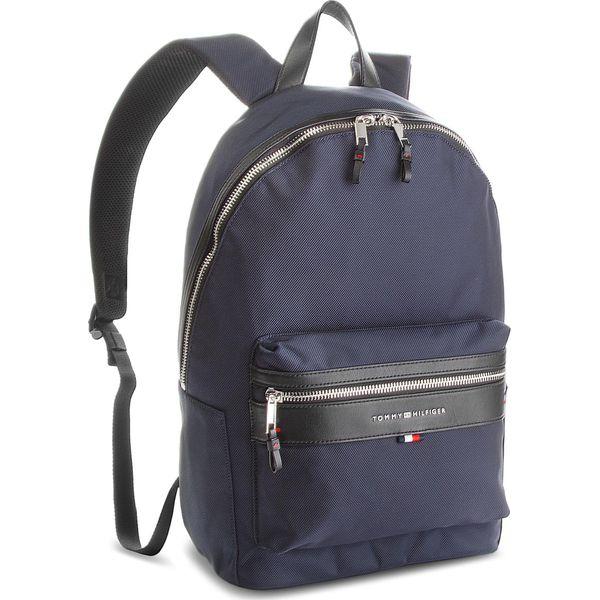 e47ffa208ef36 Plecak TOMMY HILFIGER - Elevated Backpack AM0AM02963 413 - Plecaki ...