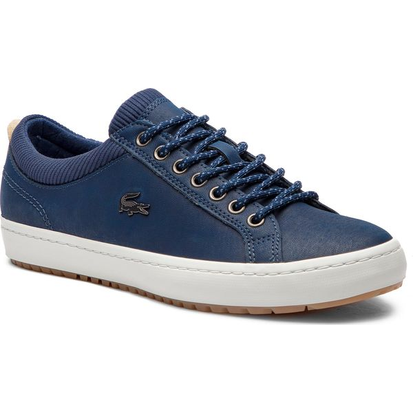 5fdcae8edfb70 Sneakersy LACOSTE - Straightset Insulate 3181 Cam 7-36CAM00652Q8 Nvy ...