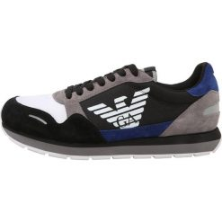 4f2a14ebb97de Obuwie męskie: Emporio Armani Sneakersy niskie black/blue/grey