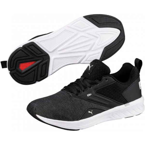 e48e7f0d Puma Buty Do Biegania Nrgy Comet Black White 44,5 - Buty do biegania ...