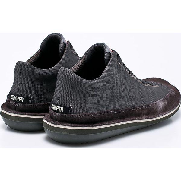 2ed1ddaa18023 Camper - Buty Beetle - Czarne buty sportowe na co dzień męskie marki ...
