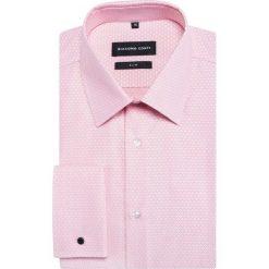 Koszule męskie z mankietem na spinki kolekcja wiosna 2020