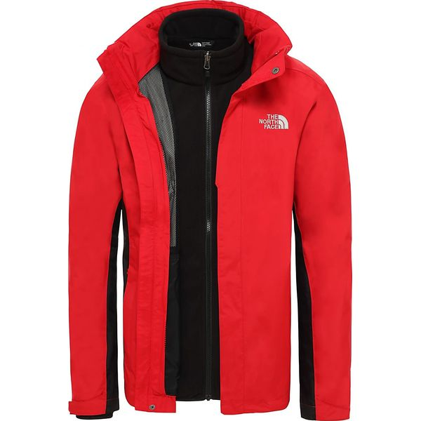 Kurtka The North Face Evolution Zip In II Triclimate T0CG53KZ3