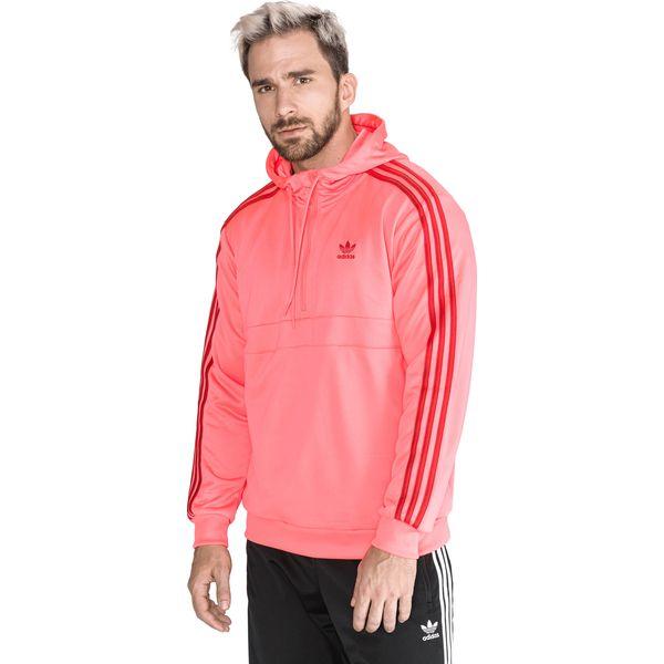 bluza adidas originals męska czerwona