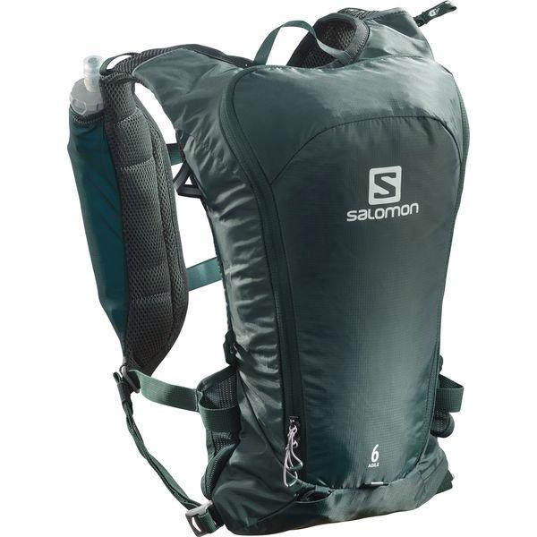 Salomon Agile 6 Plecak Zielony