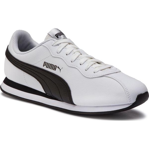 Sneakersy PUMA Turin II 366962 01 Puma BlackPuma White