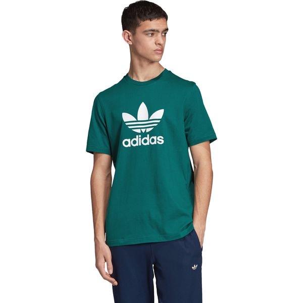 t shirt adidas original zielony