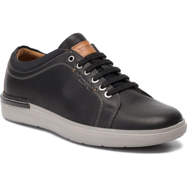 Sneakersy WRANGLER Discovery Low WM92103A Anthracite 096