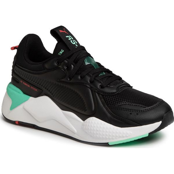 Sneakersy RS X Bold 372715 02 White GrGecko Royal Lilac, kolor wielokolorowy (Puma)