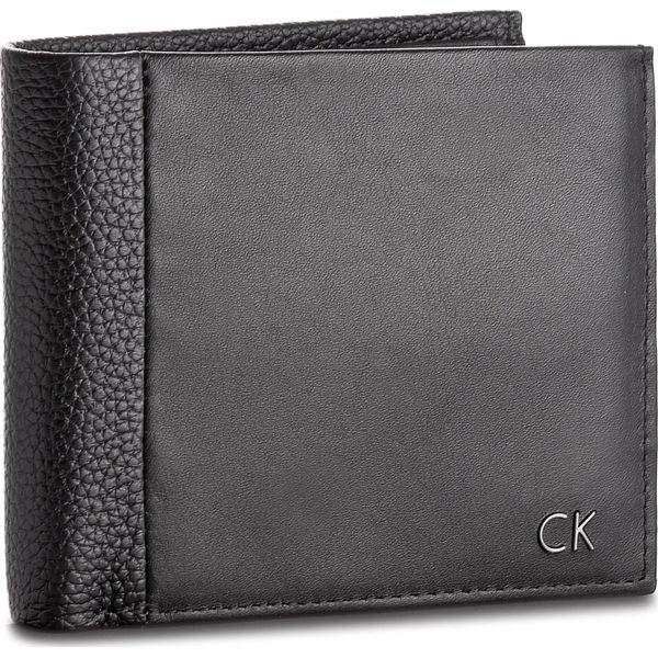 09431cc412a0d Duży Portfel Męski CALVIN KLEIN - New Nathan 10CC+Coin K50K503558 ...