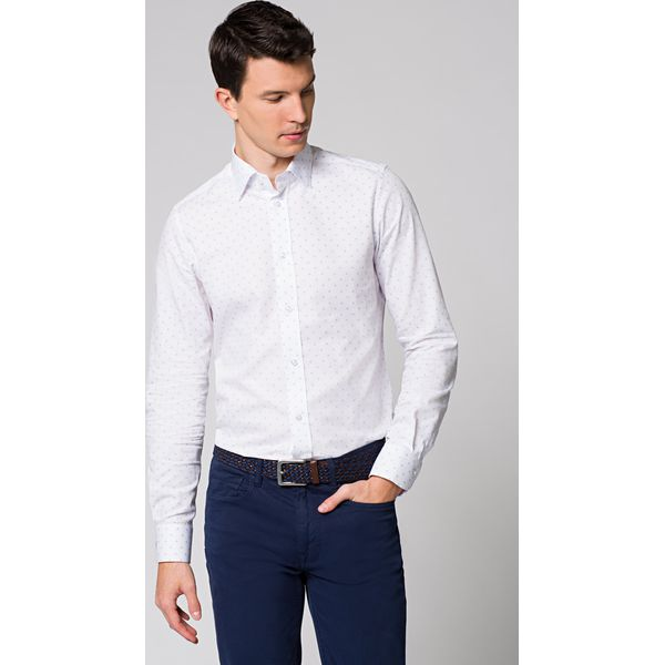 Koszula Biała Fiore |
