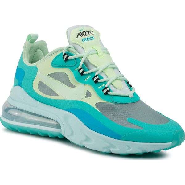 Buty NIKE Air Max 270 React AO4971 301 Hyper JadeFrosted Spruce