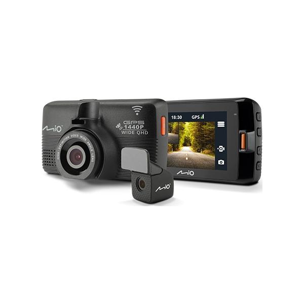 fcb8b3039972ed MIO MiVue 752 DUAL WIFI , GPS 2,5K rejestrator samochodowy - Kamery ...