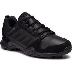 Czarne buty trekkingowe męskie ADIDAS Kolekcja zima 2020