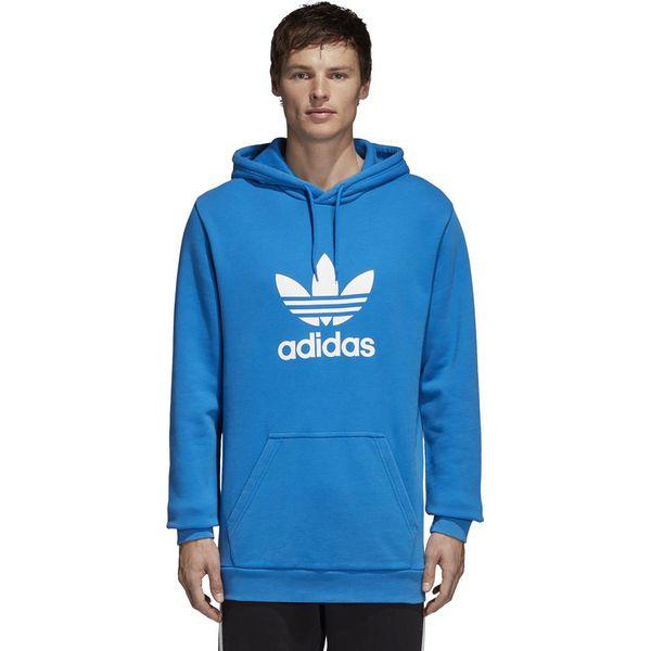 adidas bluza z kapturem trefoil