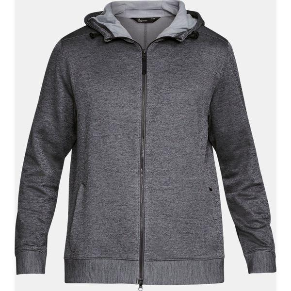 3ad2150c5 Under Armour Bluza męska Sportstyle Sweater Fleece Full Zip szara r. S  (1303818-090) - Bluzy nierozpinane męskie . Za 258.20 zł.