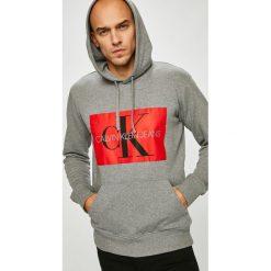 e90630cf80779 Bluzy z kapturem męskie marki Calvin Klein Jeans - Kolekcja wiosna ...