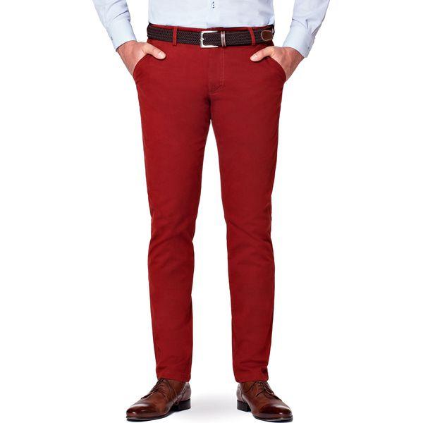 b07db725 Spodnie Rude Chino Tommy