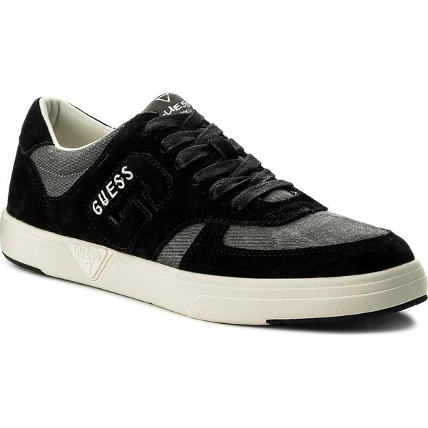f64126d761545 Sneakersy GUESS - Derrik FMDER1 LEA12 ASPHA - Buty sportowe na co ...