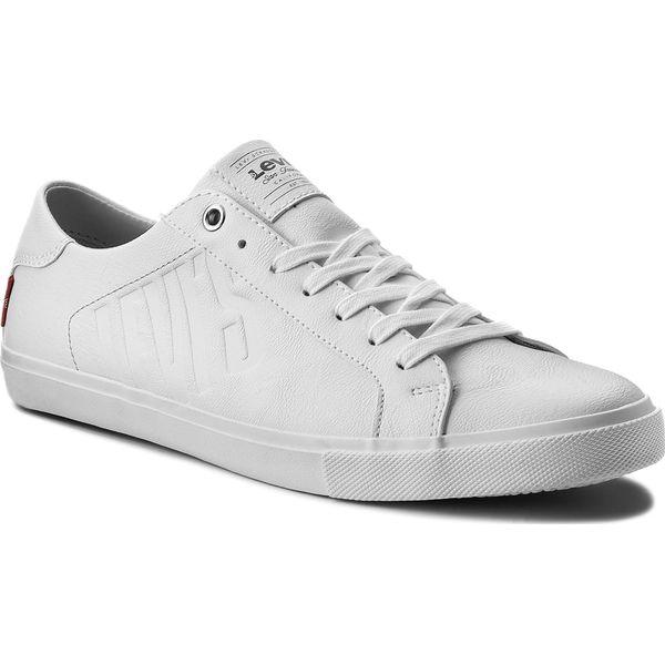 676780cee790c Tenisówki LEVI'S - 227814-794-50 Brilliant White - Białe trampki ...