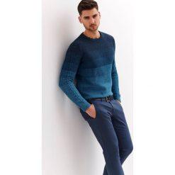 bb4ff02efd SWETER Z MELANŻOWEJ PRZĘDZY. Swetry męskie marki TOP SECRET. W wyprzedaży  za 64.99 zł