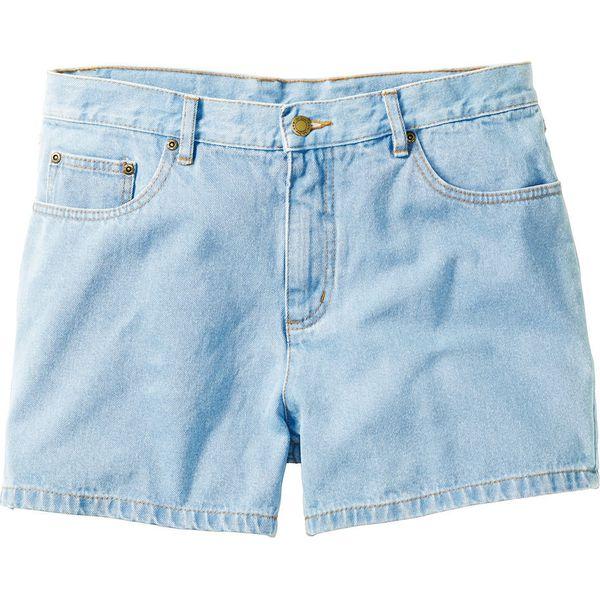 cfdf6bdc6 Szorty dżinsowe bonprix jasnoniebieski - Niebieskie jeansy męskie ...