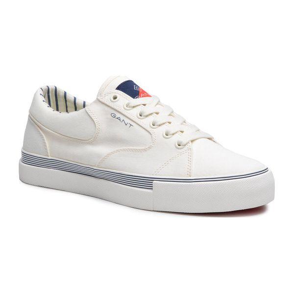 Gant Sneakersy Champroyal 22638628 Bialy Biale Buty Sportowe Na Co Dzien Meskie Gant M Bez Wzorow Bez Ramiaczek Bez Kaptura Za 359 00 Zl Buty Sportowe Na Co Dzien Meskie