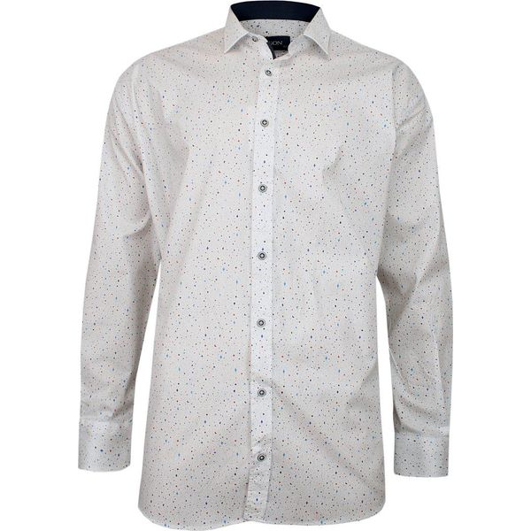 Koszule męskie Rigon, z długim rękawem Kolekcja lato 2020  4A1h2