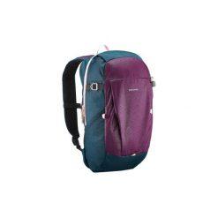 d8020a687ffe1 Plecak turystyczny NH100 20 l ciemnofioletowy. Plecaki męskie marki  QUECHUA. Za 39.99 zł.